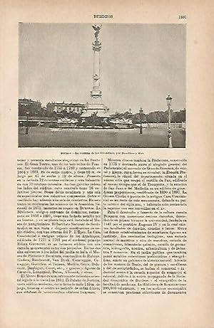 LAMINA ESPASA 11898: La Columna de los: Varios