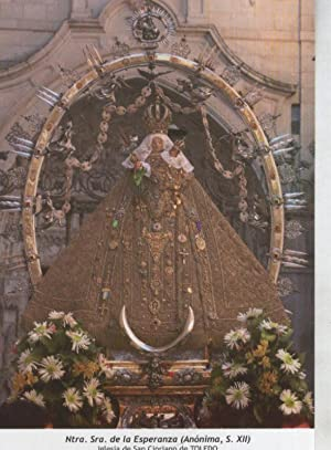 Postal 011817: Virgen Ntra Sra de la: Varios