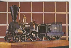 Postal 013098: Tren Locomotora Sweu modell M: Varios