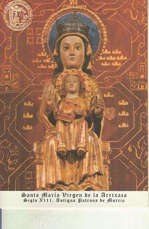 Postal 015177: Virgen Santa Maria de la: Varios