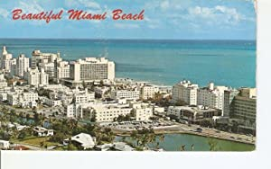 Postal 020183 : Beautiful Miami Beach: Varios