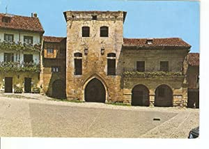 Postal 022688 : Casa de los Borja,: Varios