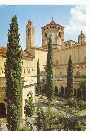 Postal 037878 : Real Monasterio de Poblet.: Varios