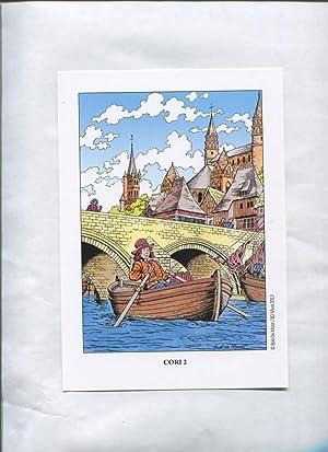Cori el grumete: tarjeta postal numero 2: Bob de Moor