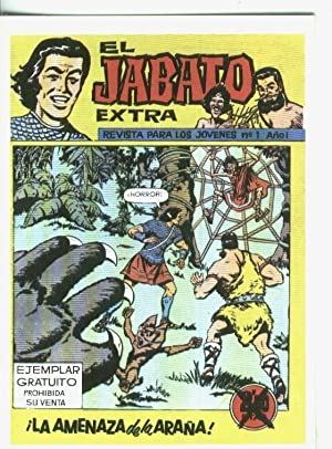 Postal 000583: Ficha: El Jabato extra: Varios