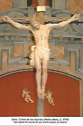 POSTAL 54395: Cristo de las Injurias de: Varios
