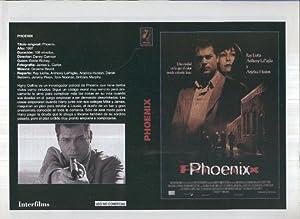 Caratula cine 30x22 cm: Phoenix: Varios