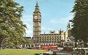 POSTAL 55953: LONDRES: BIG BEN: Varios