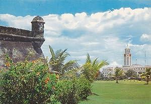 Postal 61591 : Walls of Intramuros Manila: Varios