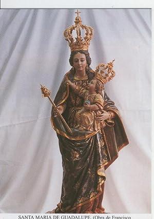 Postal Virgenes 359 : Santa Maria de: Varios