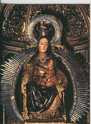 Postal 008675: Virgen Sta Maria la Madre,: Varios