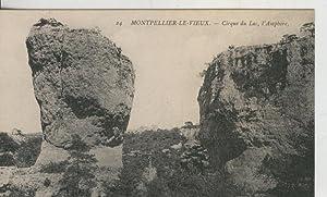 Postal 009096: Montpellier-Le-vieux - Cirque du Lac,: Varios