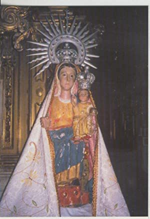 Postal 009283: Virgen Ntra Sra Santa Maria: Varios
