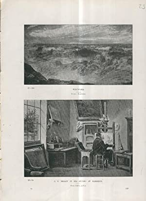 Lamina 023: Westward por George Harcourt y: Varios