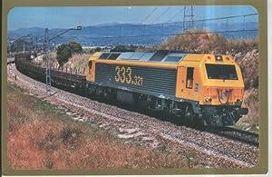 Postal 010889; Tren de mercancias, Pinar de: Varios