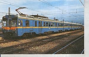 Postal 011170: Unidades electricas S-440-001/253 en Pinar: Varios