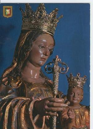 Postal 012821: Virgen Santa Maria de la: Varios