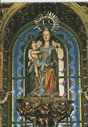 Postal 012853: Virgen Santa Maria la Mayor,: Varios