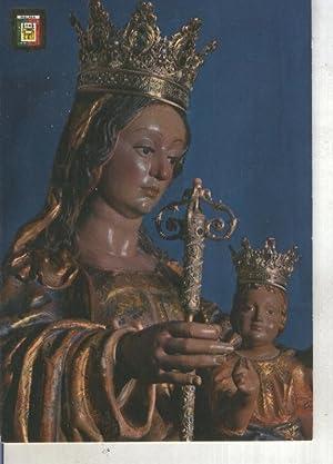 Postal 013349: Virgen Santa Maria de la: Varios