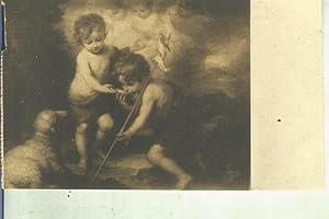 Postal 014038: Jesus y San Juan, los: Varios