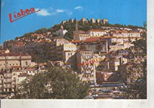 Postal 014094: Castillo de San Jorge en: Varios