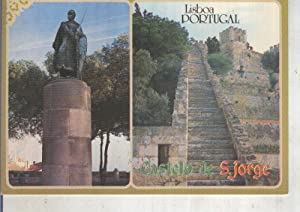 Postal 014104: Castillo de San Jorge en: Varios