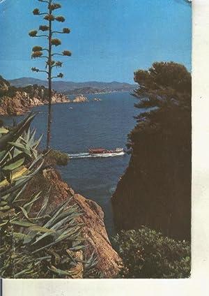 Postal 015233: Vista de la costa de: Varios