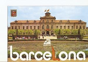 Postal 020888 : Parc de la Ciutadella.: Varios
