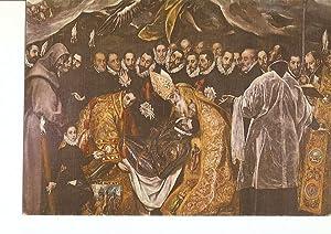 Postal 022295 : El entierro del Conde: Varios