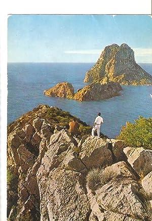 Postal 022432 : Islote Vedra, Islas Baleares: Varios