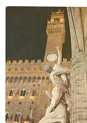 Postal 029564 : Firenze Rape of the: Varios