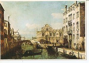 Postal 033490 : Bellotto: Venice the School: Varios