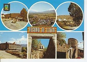 Postal 041166 : Llivia (Gerona). Diversos aspectos: Varios