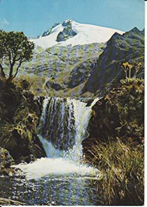Postal-Postcard 17364: LAGUNA VERDE Sierra Nevada -: Varios