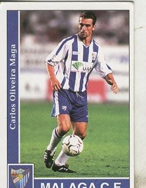 Cromos: Liga 2002: Malaga: Litos: Varios