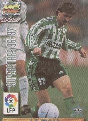 Cromos: Liga 1996/1997: Superstars: Finidi y Jarni: Varios