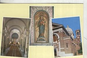 Postal: Italia: ido di Roma: S.Maria Regina: Varios