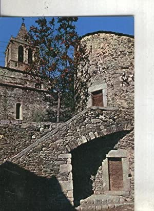 Postal: Cerdaña: Llivia: La iglesia: Varios