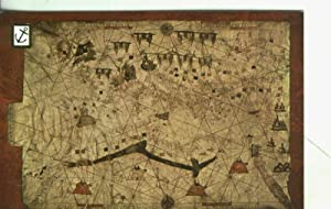 Postal: Historia del Mar: Portulano del Mediterraneo: Varios