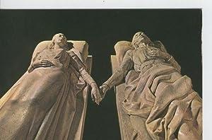 Postal 6692: Teruel, Mausoleo de los amantes: Varios