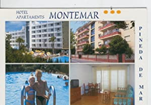 Postal 7042 : Pineda de Mar: Hotel: Varios