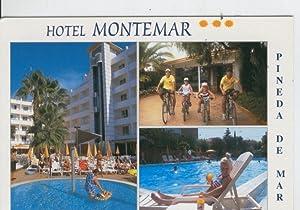 Postal 7058 : Pineda de Mar: Hotel: Varios