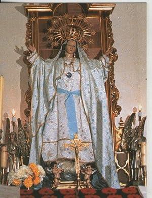 Postal 008712: Virgen Ntra Sra de la: Varios