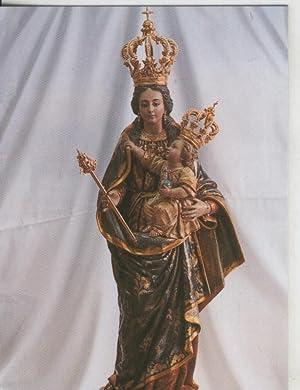 Postal 008713: Virgen Santa Maria de Guadalupe,: Varios