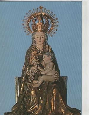 Postal 008808: Virgen Santa Maria la Mayor,: Varios