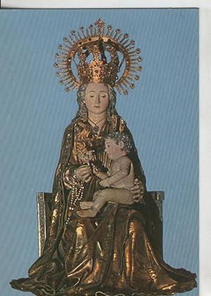 Postal 008831: Virgen Santa Maria la Mayor,: Varios