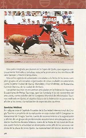 LAMINA COSSIO 50978: Guillermo Jarin en la: Varios
