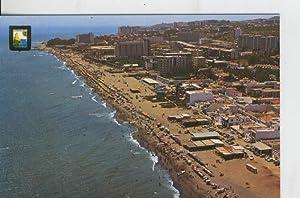 Postal 07645 : Gran playa de Montemar,: Varios