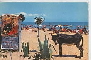 Postal 07918 : Torremolinos, Playa de Montemar: Varios