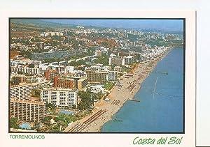 Postal 024374 : Playa de Montemar. Torremolinos: Varios